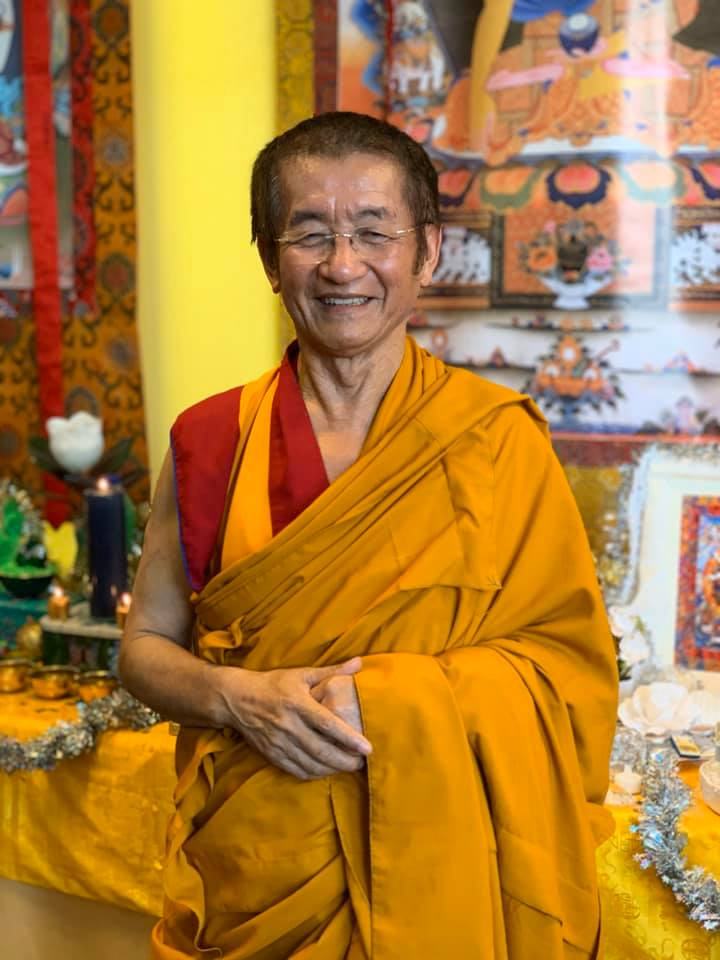 Mogchok Rinpoché